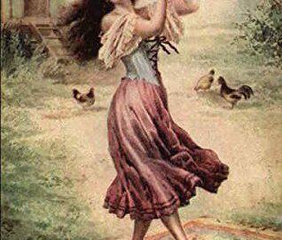 cigana dançando