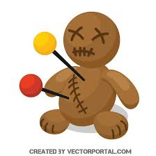 boneco voodoo